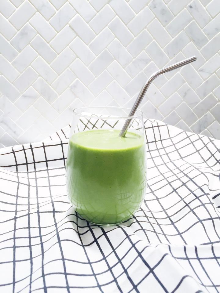 r e c i p e | Tangy Mango +Greens