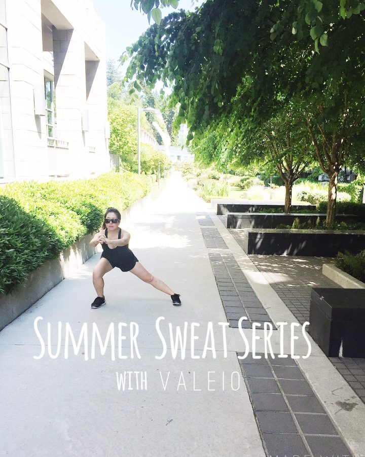 Summer Sweat Series HIIT #3
