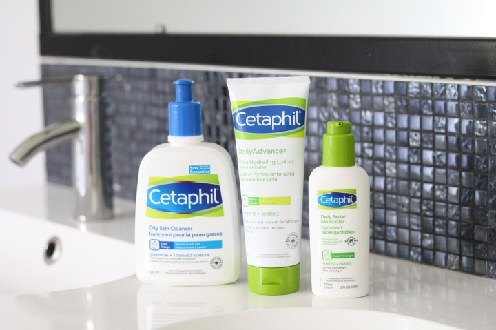 Sweat + Skin: Taking Care of Your Skin with Cetaphil + Giveaway