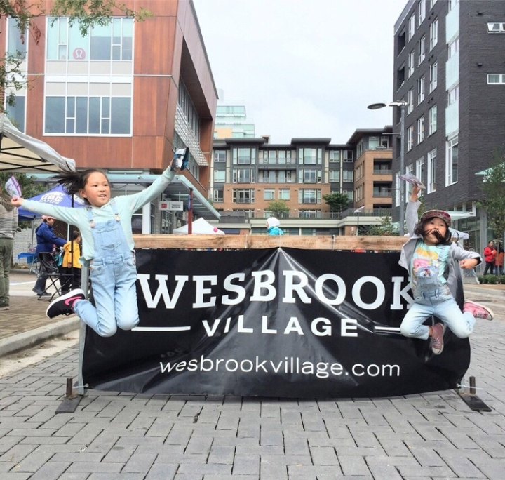 Holiday Family Fun at Wesbrook Village