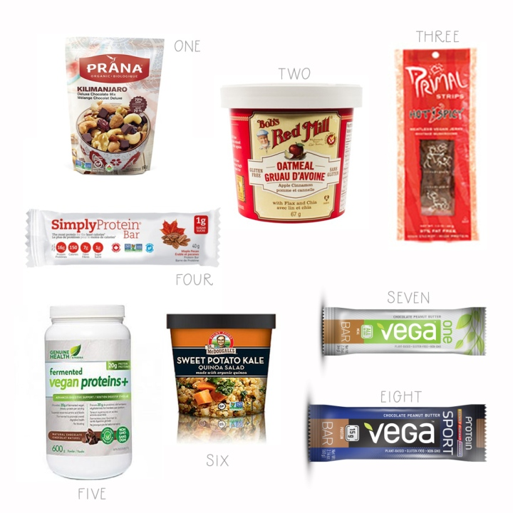 8 Healthy Snacks Perfect forTravel