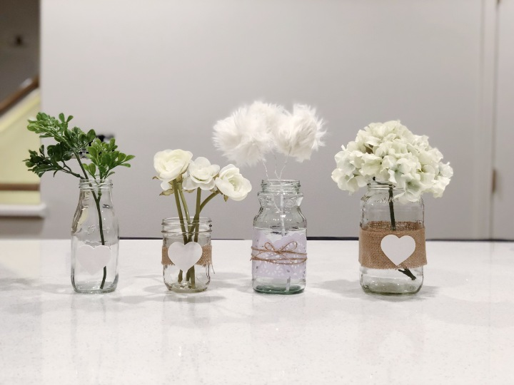 DIY | Love Jars for Valentine's Day – 4 Ways