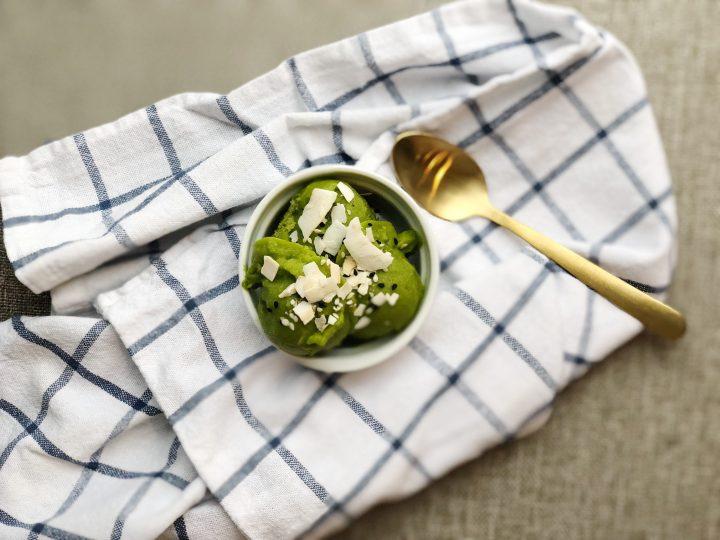 r e c i p e | Green Mango NiceCream