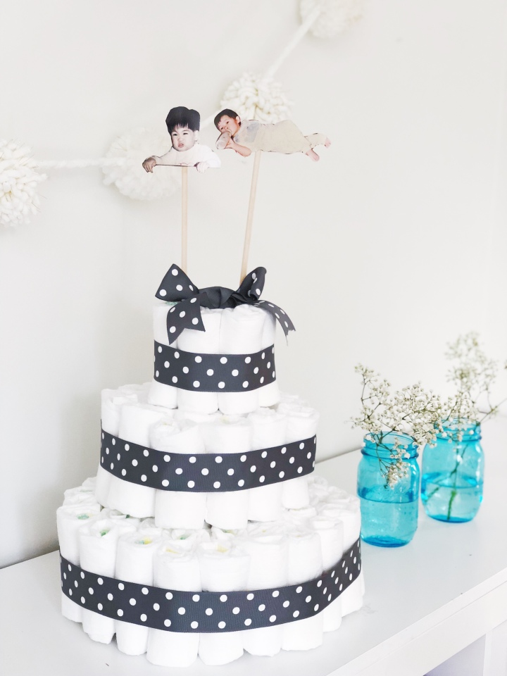 DIY | Fun Cake Topper