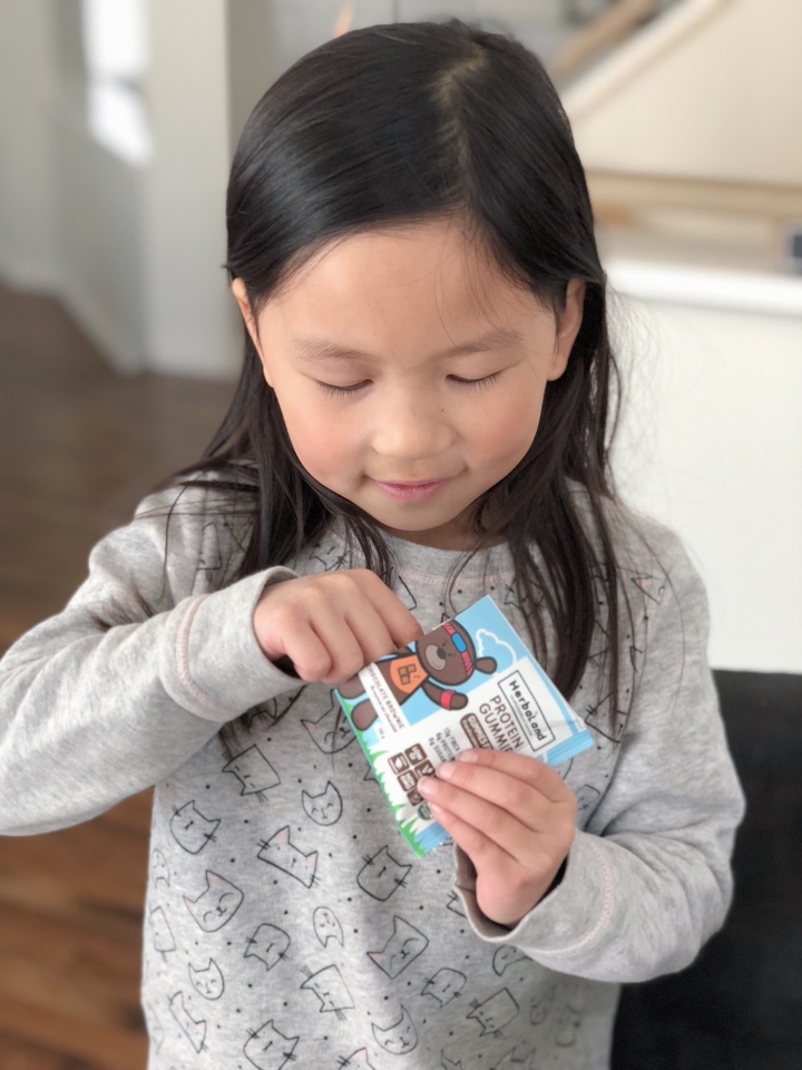 Avoiding the Kid Fight with Herbaland: I Give My KidsCandy