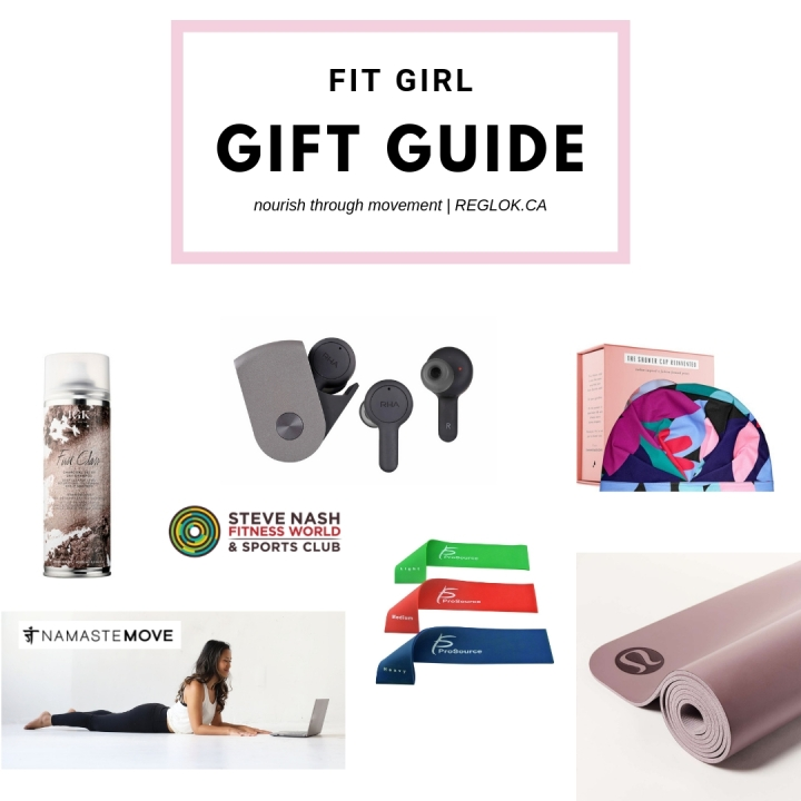 Gift Guide For the Fit Girl in YourLife