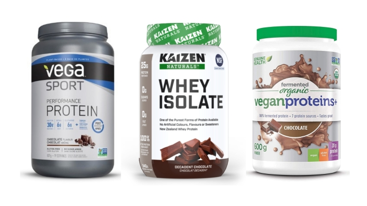 My Favourite ProteinPowders
