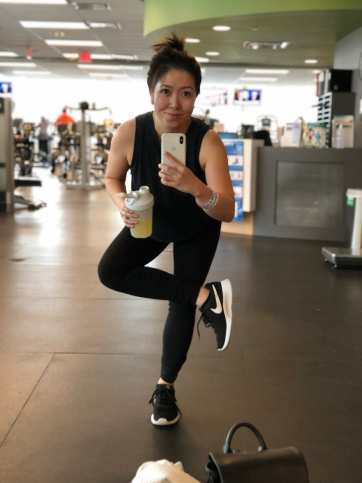 Jet Lag Be Gone! Perk Right Up With This Full Body Gym Routine – 50Minutes