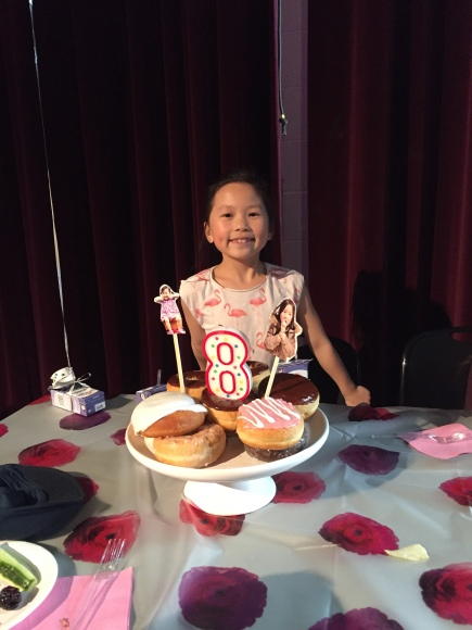 Liv's 9th birthday party
