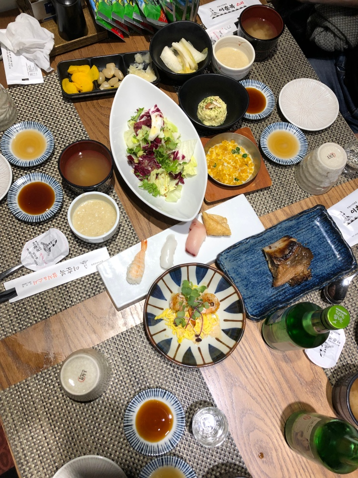 Let's Eat: SEOUL, KOREA