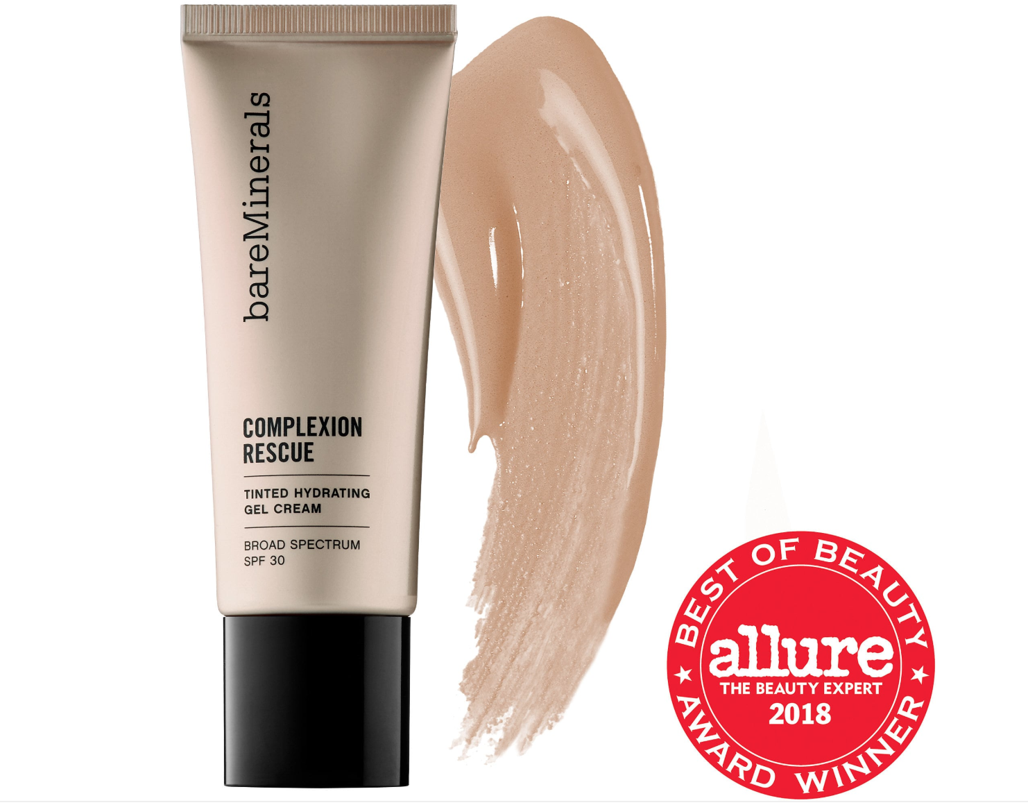 bare minerals complexion gel