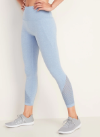 Old navy active leggings blue