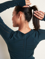 Old navy active seamless long sleeve