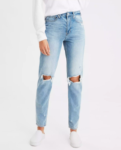 ae mom jeans