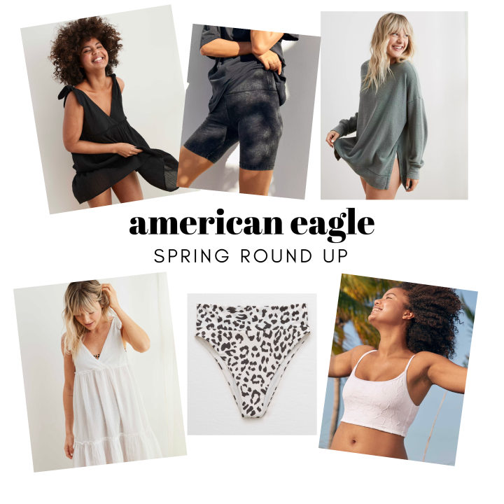 Spring-Summer Round Up at American Eagle